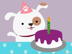 Cumpleaños Personalizados para tu Mascota http://adiestramientocaninoanubis.blogspot.com/2015/06/alimentos-que-danan-los-perros.html #AnubisCanino #DogLovers