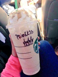Starbucks Princess
