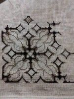Gallery.ru / Фото #1 - 989 - ergoxeiro Cross Stitch Patterns, Folk, Embroidery, Places, Hand Embroidery, Punto De Cruz, Dots, Needlepoint, Popular