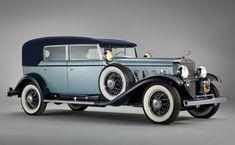 1930 Cadillac V-16 Convertible Berline