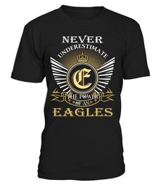 Never Underestimate the Power of an EAGLES