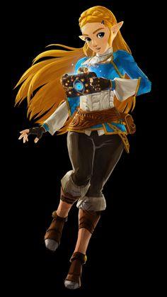 The Legend Of Zelda, Legend Of Zelda Characters, Legend Of Zelda Breath, Zelda Hyrule Warriors, Princesa Zelda, Botw Zelda, Link Art, Link Zelda, Breath Of The Wild