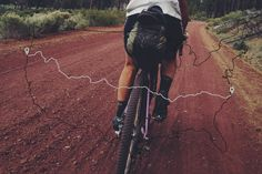 Trans-America (off-road) Trail: Is it possible to bikepack across the US on gravel and dirt? Perhaps, and these 2 cyclists from are on a mission to prove it. Frame Bag, Bike Frame, Trans America Trail, Fat Bike, Golf Bags, Offroad, Touring, Cyclists, Off Road