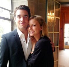 I know I'm not a Daniel/Ems shipper, but Josh and Emily are so cute in this pic