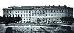 Ludovika Akadémia 1880 körül