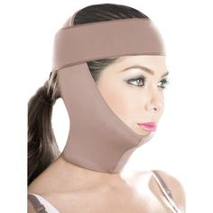 Face Lift Compression Garments Post Surgical Girdle for Chin, Neck & Face