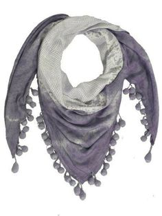 Just Good is one of the FlipGive Fundraising partners- loving this- Bambi Livi Turbulence and Black scarf. #ShopSmartGive