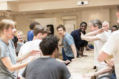 Benedict Cumberbatch as Hamlet: the first rehearsal photos - in pictures
