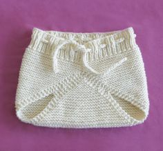 Free Knitting Pattern for Baby Super Soaker - Diaper cover in worsted weight sized about Months. Designed by Sarah Smuland Knitting For Kids, Baby Knitting Patterns, Baby Patterns, Free Knitting, Crochet Baby, Knit Crochet, Crochet Pattern, Babe, Baby Pants