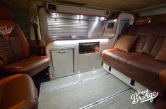VW Transporter T5 T6 Camper Conversion - Infinity Interior