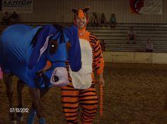 Horse Costume Winner