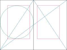 Grid ratios | Jan Tschichold #grid #penguinbooks