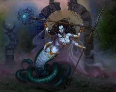 images of a naga - Google Search