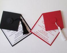 Invitación fiesta de graduación