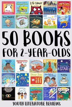 If you are looking for the perfect, age-appropriate books to read with your little one, I hope this list of more than 50 of my all-time favorite books for one-year-olds and two-year-olds is helpful for you! Story Books For Toddlers, Toddler Books, Childrens Books, One Year Old, Two Year Olds, Snowmen At Night, Dear Zoo, Board Books For Babies, Lion Tamer