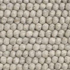 Hay Peas Teppich 140 X 200 Soft Grey von Flinders