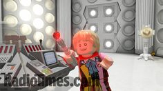 Doctor Who Lego Dimensions pack: see every Tardis interior, from William Hartnell to David Tennant and Peter Capaldi