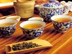 V.V.: Chá de Reishi : Remédio caseiro para asma