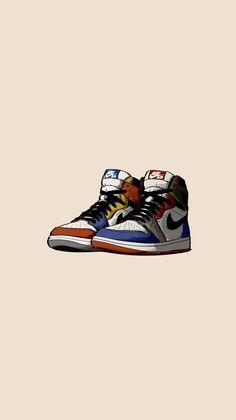 Jordan Shoes Wallpaper, Sneakers Wallpaper, All Nike Shoes, Hype Shoes, Streetwear Wallpaper, Cool Nike Wallpapers, Nike Wallpaper Iphone, Sneaker Posters, Jordan Shoes Girls