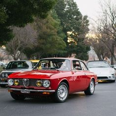 I want an Alfa… you are not alone. #alfaromeomontreal #ClassyCars