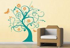 Dream Tree Wall Sticker - Beautiful Tree Sticker