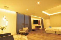Iluminacion cuarto principal