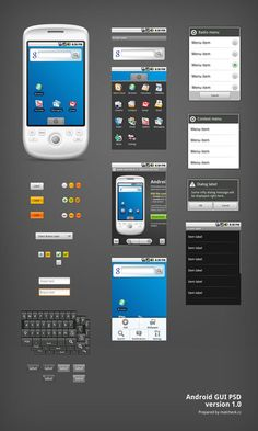 Android GUI