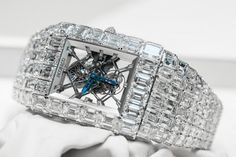 FOR BILLIONAIRES ONLY - 18 MILLION DOLLARS WATCH by Jacob & Co.