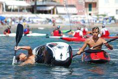 """Il Summer kayak contest per la """"Barcarolata"""", #SestriLevante"""