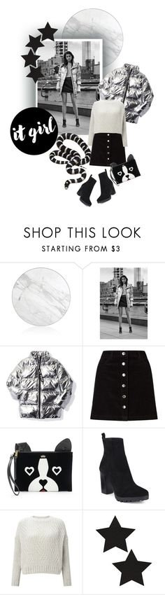 """""""Untitled #285"""" by missangelita ❤ liked on Polyvore featuring Kelly Behun Studio, Ivy Park, Miss Selfridge, Juicy Couture and Carvela"""