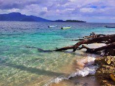 Tiga Island, Ambon, Maluku, Indonesia