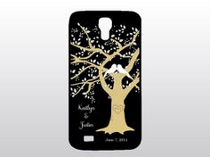 Wedding Tree Samsung Galaxy S4  Bridal by GoldenDaysDesigns, $18.00