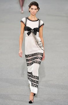 2009 Spring Fashion of Chanel (Part3) - 2009 New Fashion - New Fashion 2013, Latest Fashion News for Women & Men 2013