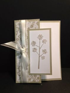 Mother's Love Card,  Mother's Day Card, Stampin' Up!, Rubber Stamping, Handmade Cards, Stamp a Stack