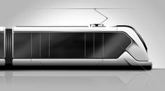 A styling exercise designing a range of trams for the European market. A styling exercise designing a range of trams for the European market.