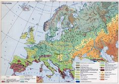World Map Europe, Geography, Maps, Ethnic, Religion, Diagram, Science, History, Europe