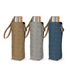 Cachemir Pocket se vzorem - pánský skládací mini deštník Umbrellas, Water Bottle, Design, Water Flask, Water Bottles