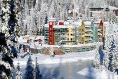 Silver Star Mountain, BC, Canada