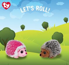 We love to twist and roll too, but we won't poke you!