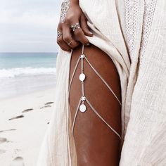 Cheap leg body chain, Buy Quality beach accessories body directly from China sexy body accessories Suppliers: Beach Bohemia New style fashion jewelry accessories mix color leg chain for women sexy statement body chains BN-32