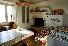 La cucina della Masseria Roto Galeta - Porto Cesareo -----> http://stanzeonline.com/salento/porto-cesareo/