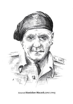 General Stanislaw Maczek.