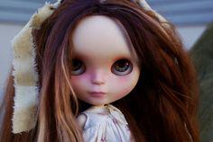 OOAK custom Blythe Doll by DizzyFinch