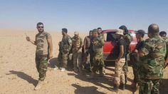 Noticia Final: Exército sírio libera novo campo petrolífero no su...