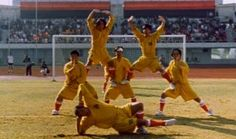 Shaolin Soccer. Add it to the list of favorite movies.