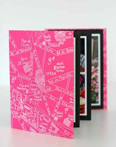 DIY Concertina-Fold Photobook From Kate's Creative Space