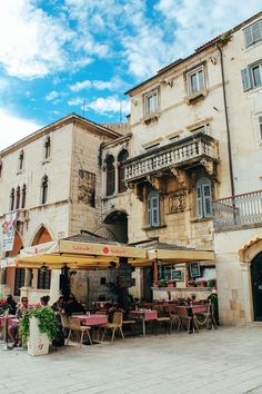24 Hours In Split, Croatia... - Hand Luggage Only - Travel, Food & Home Blog