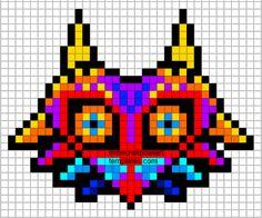 Majora's Mask Minecraft template