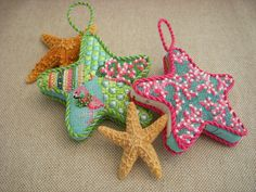 Starfish come in all types !