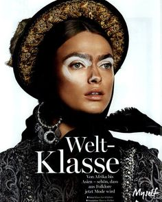 World class prints on Myself Germany.